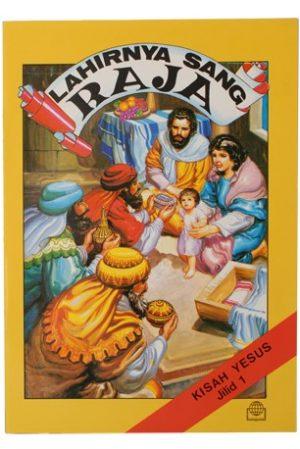 Yesus 1, Lahirnya Sang Raja