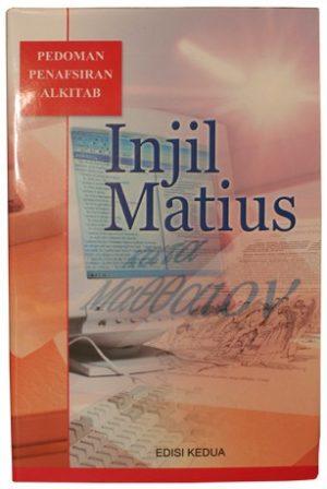 Pedoman Penafsiran Alkitab Injil Matius Ed 2