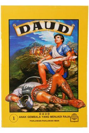 Daud, Anak Gembala Yang Menjadi Raja