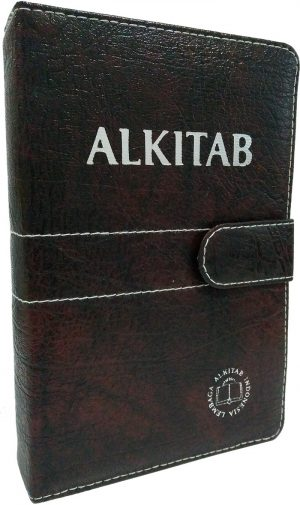 Alkitab LAI TB 054 TI Agenda Coklat Tua