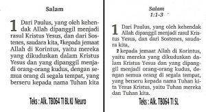 Alkitab LAI TB 064 TI BL KJ Neuro Merah-Hitam
