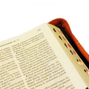 Alkitab LAI TB 064 TI SL ZARAH Orange