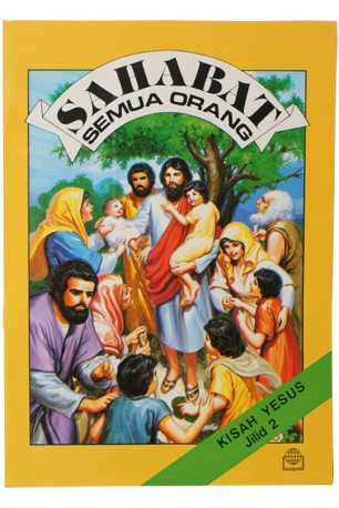 Yesus 2, Sahabat Semua Orang