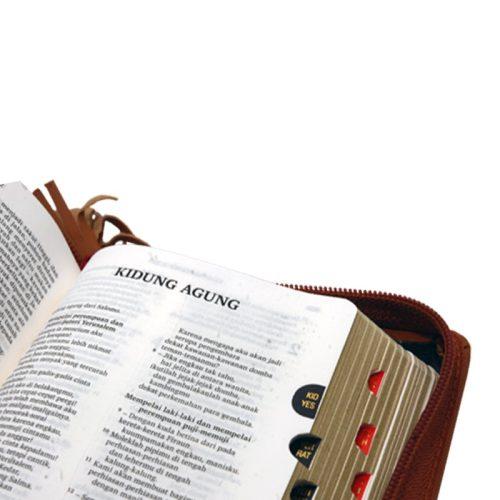 Alkitab LAI TB 034 TI Harley Hitam