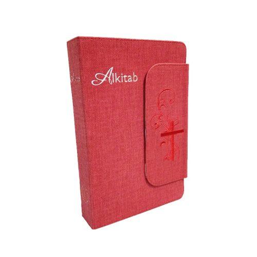 Alkitab LAI TB 064 TI SL Montana Agenda Merah